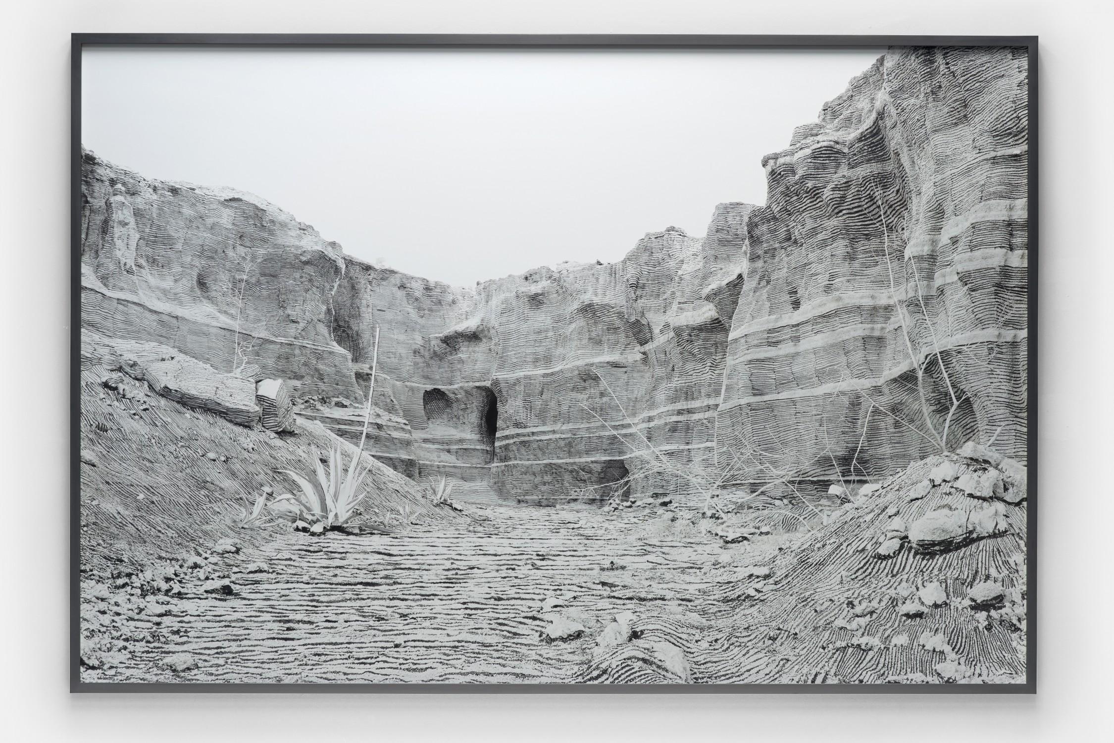 Landscape Painting Quarry (Day)