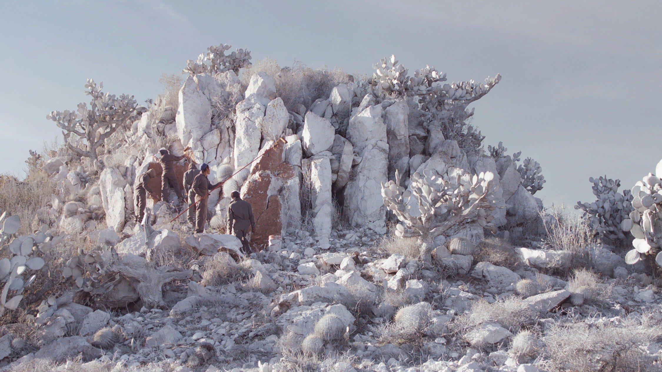 Landscape Painting (Desert)