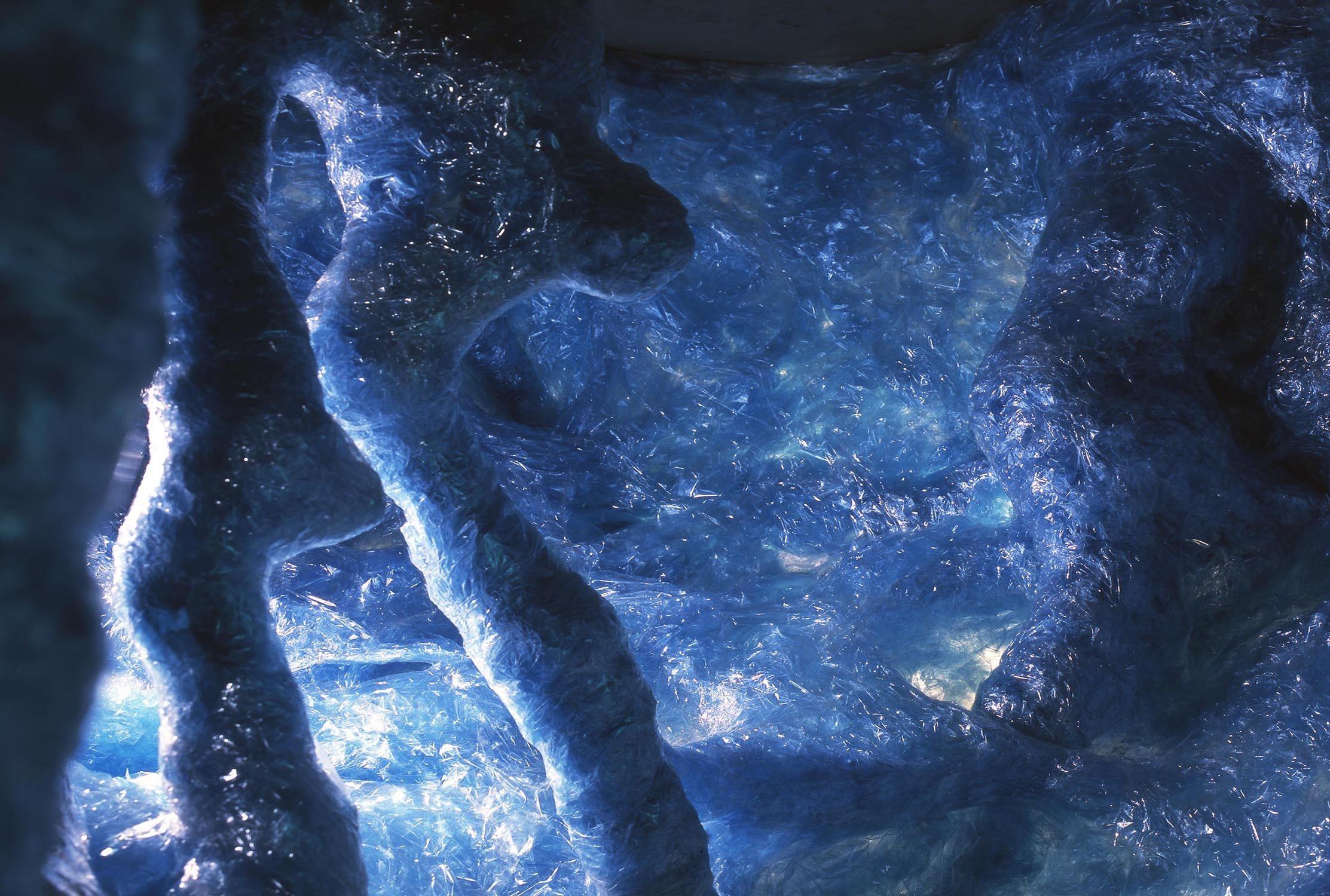 Blauer Stollen