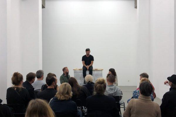 Fabian Knecht – Book Release