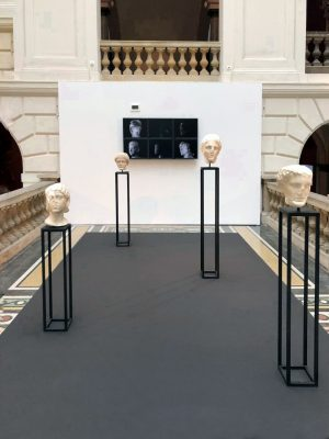 Egor Kraft at WRO Biennale