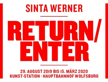 Sinta Werner at Kunst Station Wolfsburg