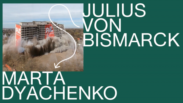 Julius von Bismarck | Emscherkunstweg